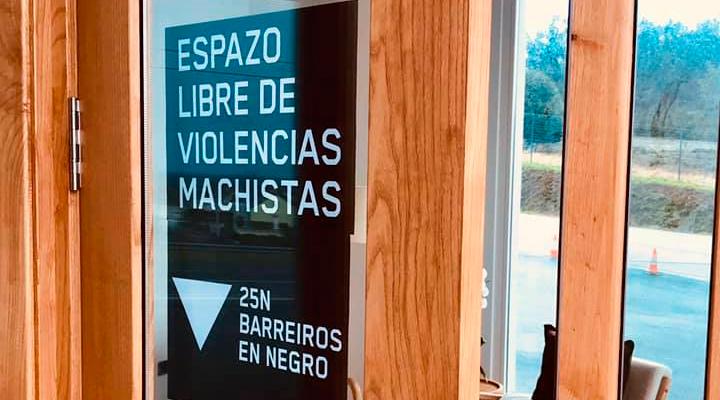 Espacio libre de violencias machistas